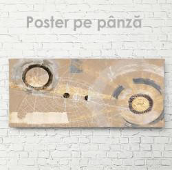 Poster, Abstracție retro al cosmosului