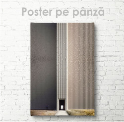 Poster, Clădirea