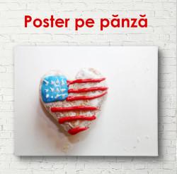 Poster, Dulceață americană