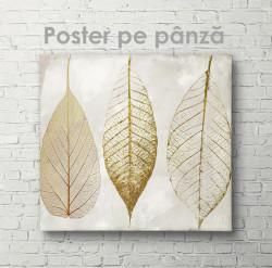 Poster, Frunze de toamnă