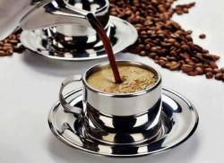 Poster, O ceașcă de cafea tare