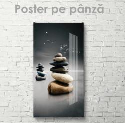 Poster, Pietre