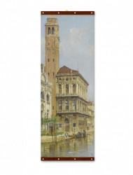 Roll-up, Orașul de pe canal