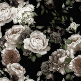 Fototapet, Flori albe