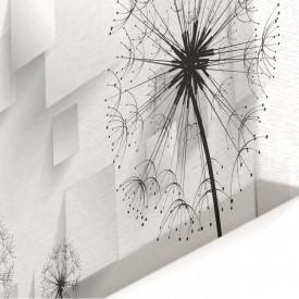 Multicanvas, Păpădie abstractă