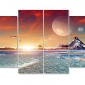 Multicanvas, Peisajul cosmic