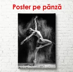 Poster, Balerină în dans