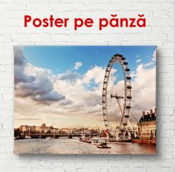 Poster, Londra la răsărit