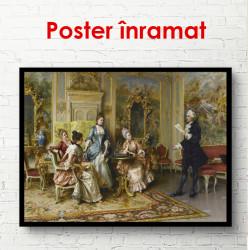 Poster, Portret vintage