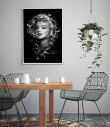 Tablou, Arta contemporană a lui Marilyn Monroe