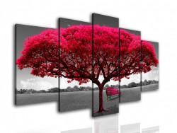 Tablou modular, Arborele de trandafiri