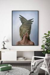 Tablou, Vulturul de aur