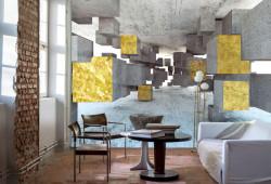 Fototapet 3D, Model abstract geometric