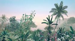 Fototapet, Pădurea tropicală