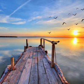 Fototapet, Peisajul maritim