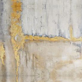 Fototapet, Un perete abstract în tonuri de culoare cu albastru