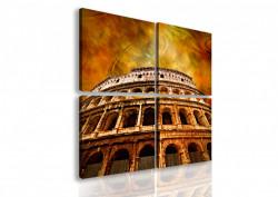 Multicanvas, Coliseul antic
