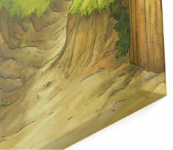 Multicanvas, Primblarea prin pădure.