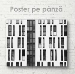 Poster, Element de clădire contemporană