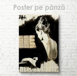 Poster, La pian
