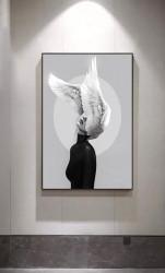 Tablou, Arta alb-negru