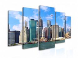 Tablou modular, Coasta New York-ului
