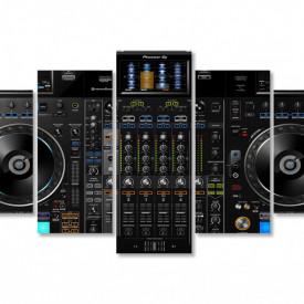 Multicanvas, DJ Remote