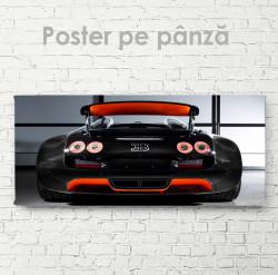 Poster, Bugatti - sport