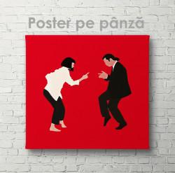 Poster, Dansuri