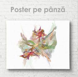 Poster, Joc de culori