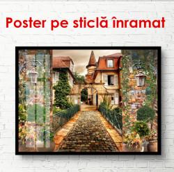 Poster, Orașul din trecut