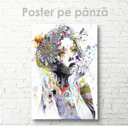 Poster, Primăvara