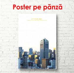 Poster, Zgârie-nori