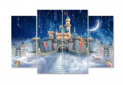Tablou modular, Castelul în noapte