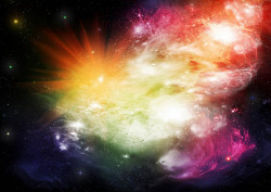 Fototapet, Explozia de culori