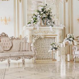 Fototapet Interior, Interior cu mobilier frumos