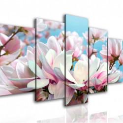 Multicanvas, Magnolia pe fundalul cerului.