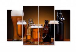 Multicanvas, Pahare de bere