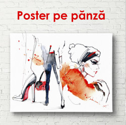 Poster, Elegant