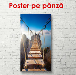 Poster, Podul din munți