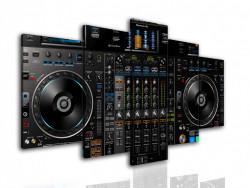 Tablou modular, DJ Remote