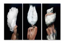 Tablou modular, Înger misterios