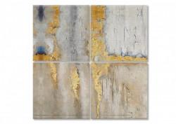 Multicanvas, Abstracția fină.