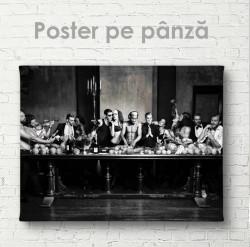 Poster, Comunitate de oameni