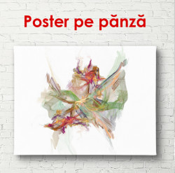 Poster, Petele abstracte