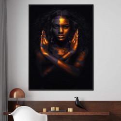 Tablou, Artă creativă a unei fete