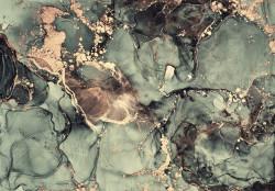 Tablou, Fundal abstract în stil de marmură