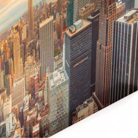 Tablou modular, New York-ul seara