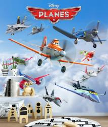Tapet foto pentru copii, Avioane