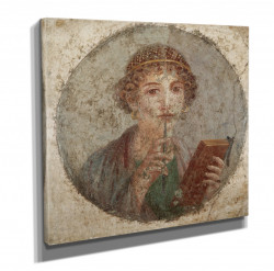 Poster, Arta antică